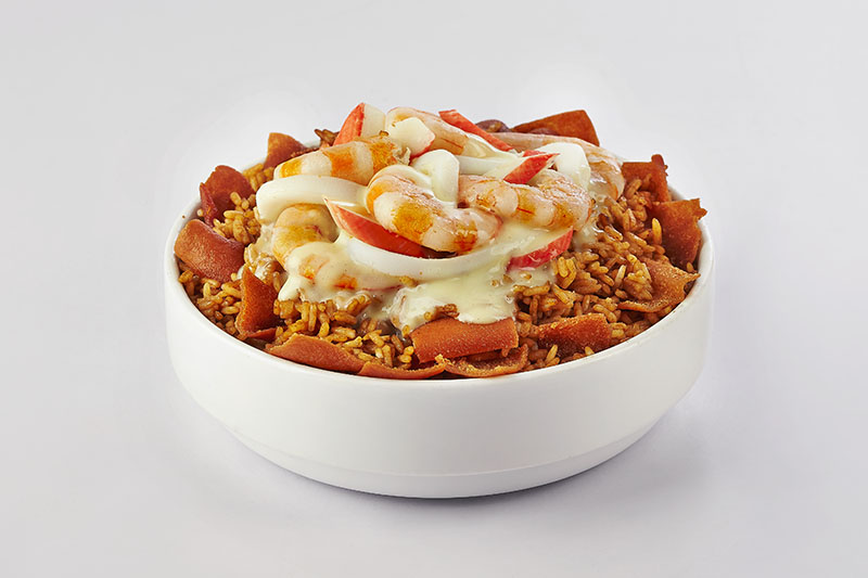 Seafood Fattah